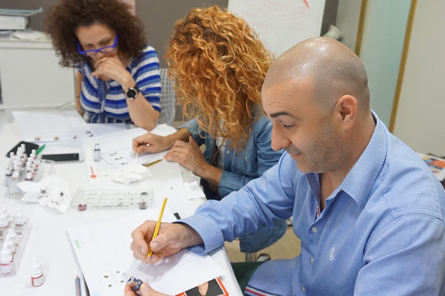 Curso de micropigmentación capilar con Manoli Hernández