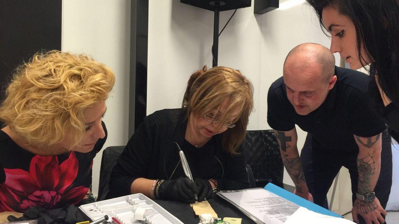 Master class de micropigmentación facial en Lisboa